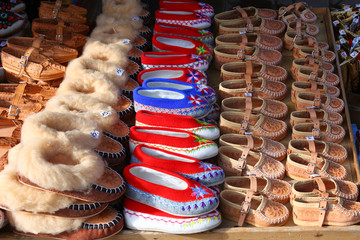 Polish mountain shoes