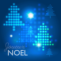 Joueux Noel abstract background