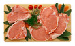 Braciole di vitello - veal chops