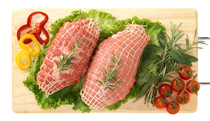 Arrosto di vitello - Roast veal