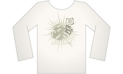 t-shirt grunge 88