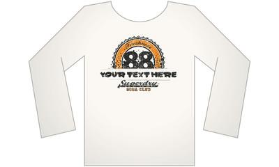 vectorial logo for t-shirt