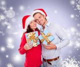 pärchen weihnachten