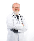 senior medical doctor