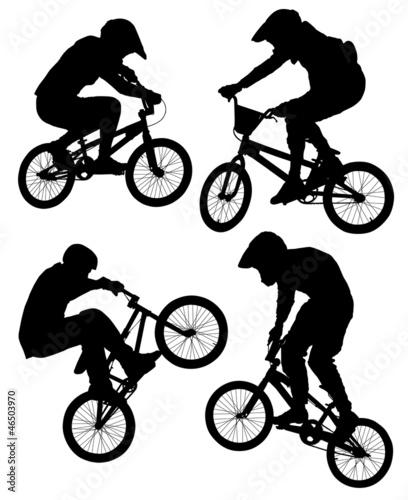 Cycling BMX