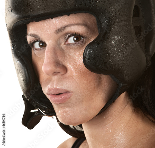 Female Hispanic Fighter