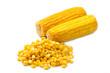 pannocchie con mais