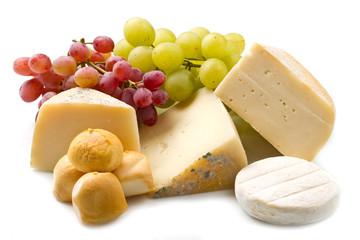 formaggi e uva