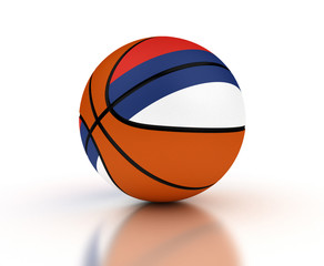 Serbian Basketball