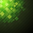 Dark green technical background