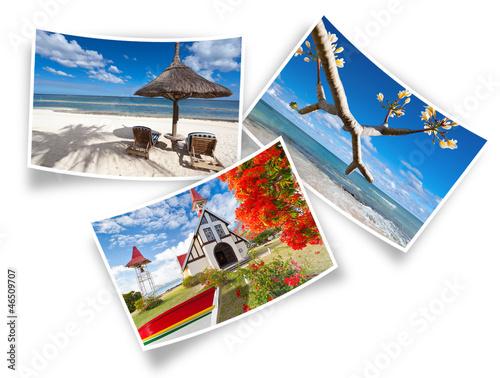 Souvenirs de vacances l 39 le maurice by unclesam royalty free stock pho - Souvenir de vacances ...