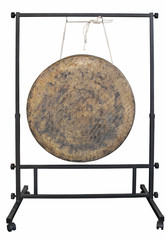 Gong isolated