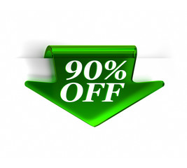 Ninety Percent Off