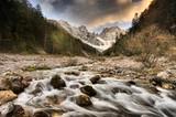 Fototapeta pejzaż - góry - Góry