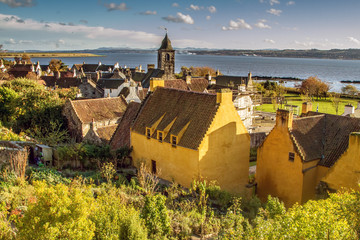 Beautiful Seaside View in Culross