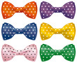 Fun bow ties