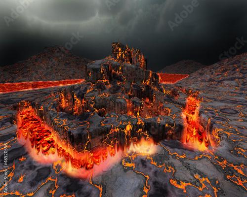 Volcano - 46520556