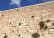 Israel. The Jerusalem wailing wall