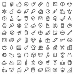 Simple Icon set
