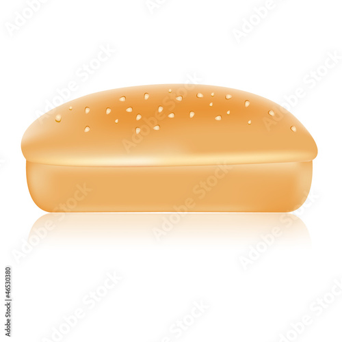 Pain de hamburger