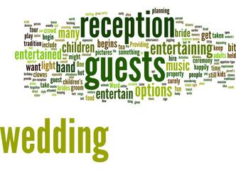 Pre-reception-activities