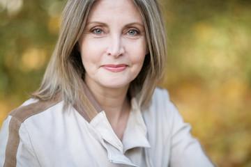 Portrait einer älteren Frau