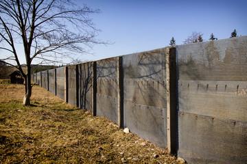 DDR Grenzzaun Erinnerung