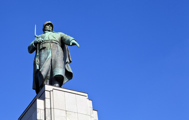 Soviet War Memorial in Berlin