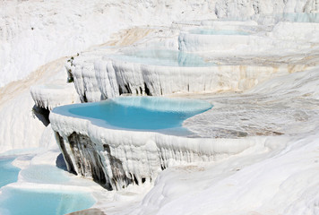 Travertines of Pamukkale