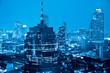 Bangkok Skyline, Thailand..