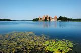 Fototapety Trakai castle of Lithuania