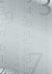 numeric background