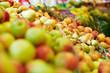 Obst-Auswahl im Supermarkt