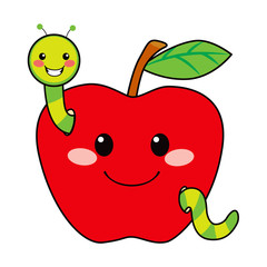 Sweet Apple Worm