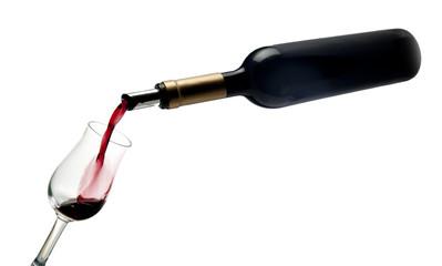 Versare il vino