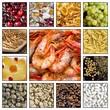 Italian food - collage