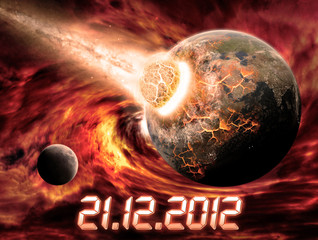 Planet Earth apocalypse 2012