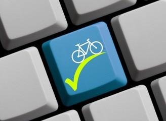 Für Fahrradfahrer bestens geeignet
