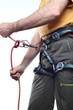 Klettersicherung