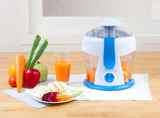 Fruits Juice blender machine easy and healthful at home