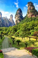 parc de zhangjiajie
