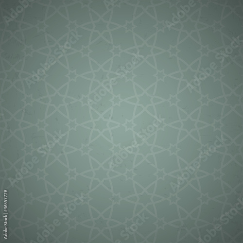 Arabian wallpaper pattern