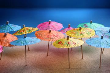 ombrelli astratti