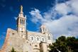 Notre Dame de la Garde, Marseille, France.