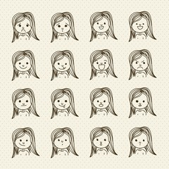 expressions icons
