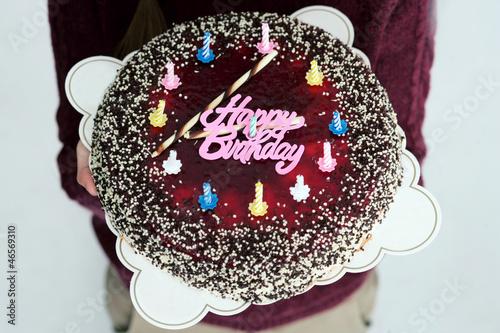 Zum Geburtstag viel Glück