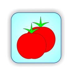 icon tomato
