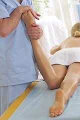 Bien-être - Massage des pieds