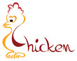 Fototapete Hühner - Geflügel - Nutztiere