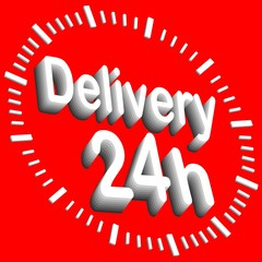 DELIVERY 24 H